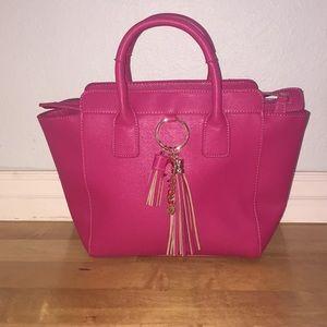 Handbags - Pink Hand Bag